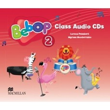Bebop Level 2 Class Audio CDs