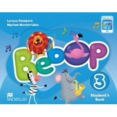 Bebop Level 3 Student's Book Pack
