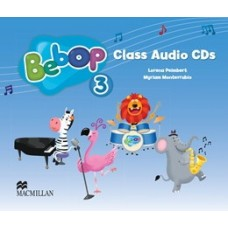 Bebop Level 3 Class Audio CDs