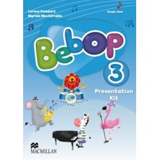 Bebop Level 3 Teacher's Presentation Kit