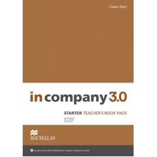 In Company 3.0 Starter Level Teacher's Book Plus Pack