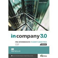 In Company 3.0 Pre-intermediate Level Student's Book Pack