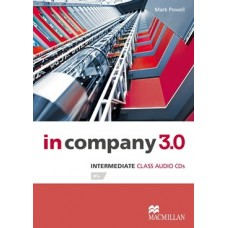 In Company 3.0 Intermediate Level Class Audio CD
