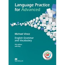 Language Practice for Advanced with Key + Online