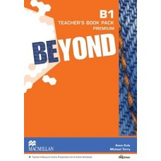Beyond B1 Teacher's Book