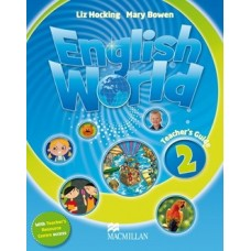 English World 2 Teacher's Guide & Webcode Pack