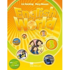 English World 3 Teacher's Guide & Webcode Pack