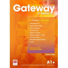 Gateway (2nd) A1+ Teacher's Book Premium Pack