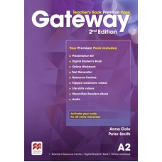 Gateway (2nd) A2 Teacher's Book Premium Pack