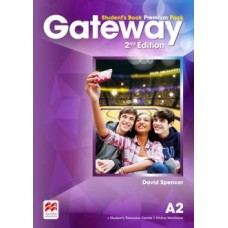 Gateway (2nd) A2 Student's Book Premium Pack