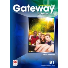Gateway (2nd) B1 Student's Book Pack