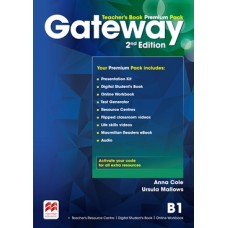 Gateway (2nd) B1 Teacher's Book Premium Pack