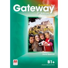 Gateway (2nd) B1+ Student's Book Pack