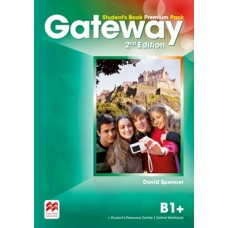 Gateway (2nd) B1+ Student's Book Premium Pack