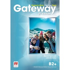 Gateway (2nd) B2+ Student's Book Premium Pack