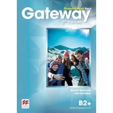 Gateway (2nd) B2+ Student's Book Pack