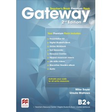 Gateway (2nd) B2+ Teacher's Book Premium Pack