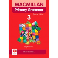 Macmillan Primary Grammar 3 Pupil's Book + CD