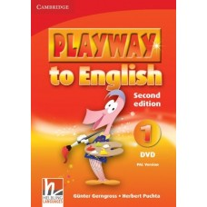 Playway to English Level 1 DVD