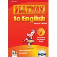 Playway to English Level 1 Teacher's Resource Pack + Audio CD