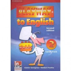 Playway to English Level 2 Cards Pack