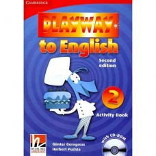 Playway to English Level 2 Activity Book + CD-ROM