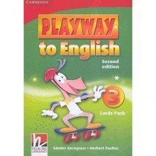 Playway to English Level 3 Cards Pack