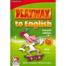 Playway to English Level 3 DVD