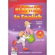Playway to English Level 4 Cards Pack