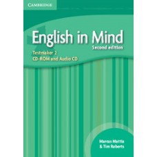English in Mind (2nd Edition) Level 2 Testmaker CD-ROM + Audio CD