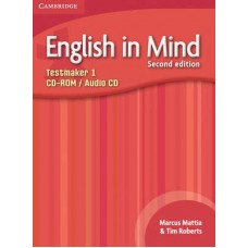 English in Mind (2nd Edition) Level 1 Testmaker CD-ROM + Audio CD