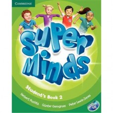 Super Minds Level 2 Student's Book + DVD-ROM
