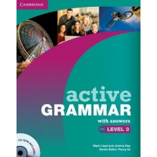 Active Grammar Level 3 with Answers + CD-ROM