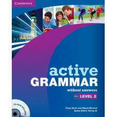 Active Grammar Level 2 without Answers + CD-ROM
