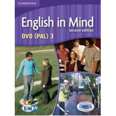 English in Mind (2nd Edition) Level 3 DVD