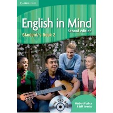 English in Mind (2nd Edition) Level 2 Student's Book + DVD-ROM