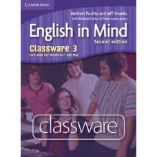 English in Mind (2nd Edition) Level 3 Classware DVD-ROM
