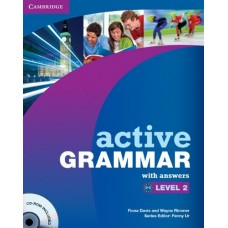 Active Grammar Level 2 with Answers + CD-ROM