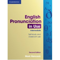 English Pronunciation in Use (2nd) Intermediate with answers + Audio CDs + CD-ROM