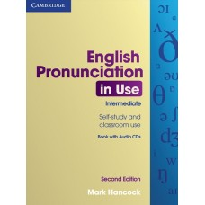 English Pronunciation in Use (2nd) Intermediate with answers + Audio CDs