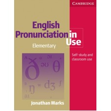 English Pronunciation in Use Elementary with answers + Audio CDs