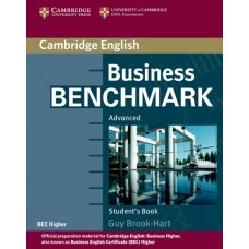 Business Benchmark Advanced BEC Higher Student's Book