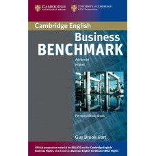 Business Benchmark Advanced  BULATS and BEC Personal Study Book