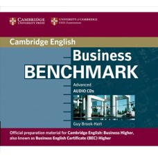 Business Benchmark Advanced BEC Higher Class Audio CDs