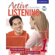 Active Listening (2nd) 1 Student's Book + Audio CD