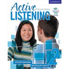 Active Listening (2nd) 2 Student's Book + Audio CD