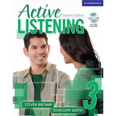 Active Listening (2nd) 3 Student's Book + Audio CD