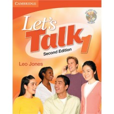 Let's Talk (2nd) 1 Student's Book + Self Study Audio CD