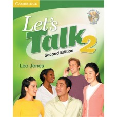 Let's Talk (2nd) 2 Student's Book + Self Study Audio CD