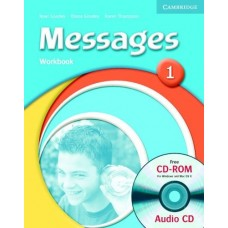 Messages 1 Workbook + Audio CD